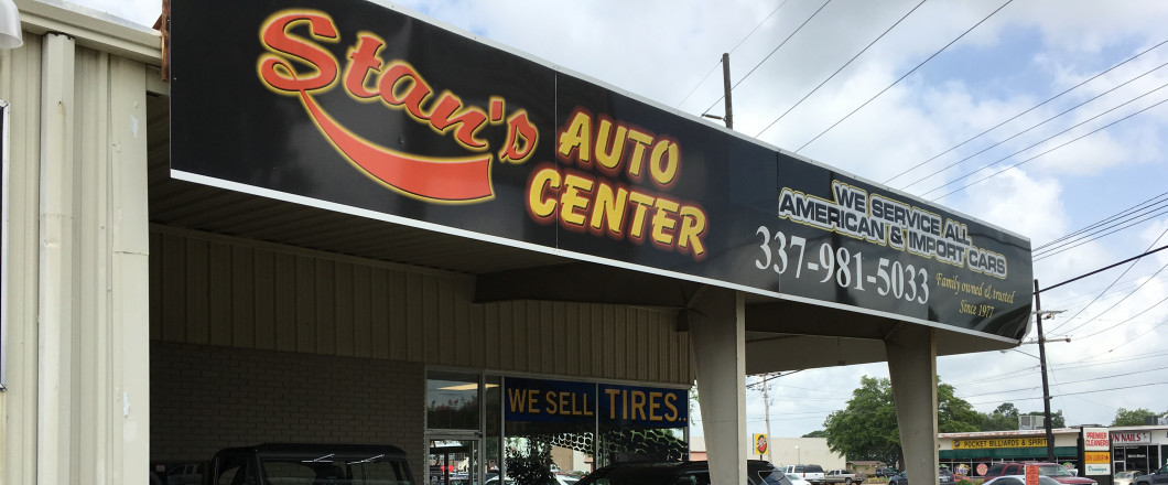 Stan's Auto Center is OPEN for normal operating hours. Stan's is following all Phase One guidelines to keep you safe when you stop in for service.
